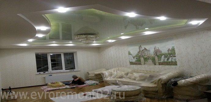 Ремонт квартир, домов, строительство в Раменском