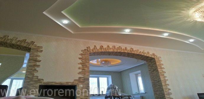 Базальтовые плиты для отделки фасадов