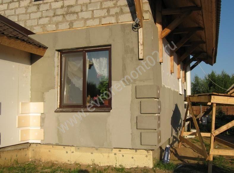 Кто делает ремонт фасада жилого дома