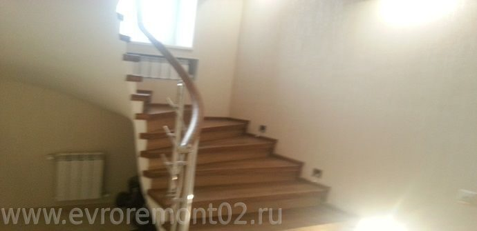 Ремонт коттеджей в Москве и обл цена 4500 руб/квм
